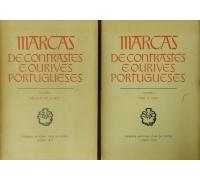 MARCAS DE CONTRASTES DE OURIVES PORTUGUESES