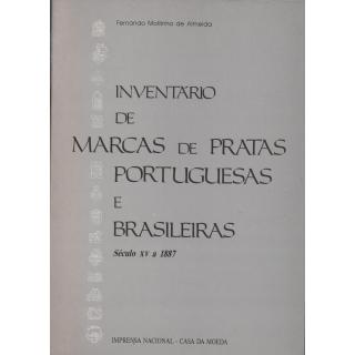 INVENTÁRIO DE MARCAS DE PRATAS PORTUGUESAS E BRASILEIRAS