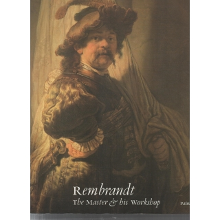REMBRANDT THE MASTER & HIS WORKSHOP PAINTINGS