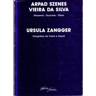 ARPAD SZENES VIEIRA DA SILVA GALERIA NAZONI